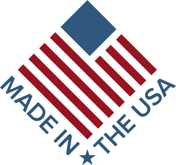 Bat Valve Return Policy USA Made logo.